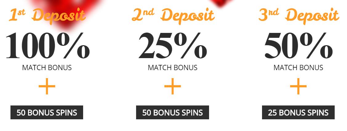 Casimba deposit bonus