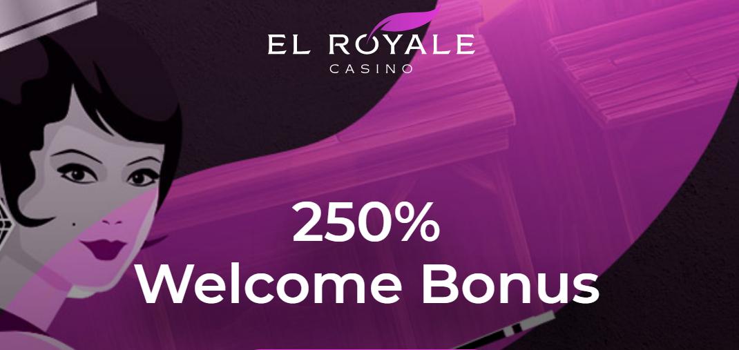 El Royale Casino Bonus