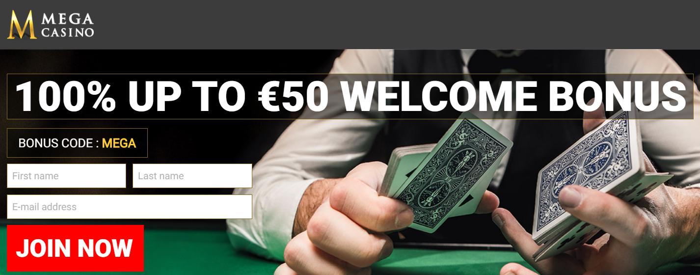 Mega Casino Mag-login