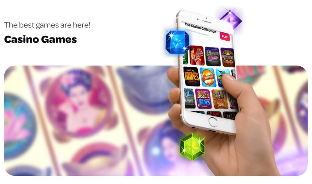 Spin Casino Mobile