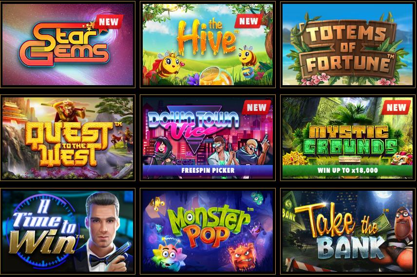 Wild Casino Machine