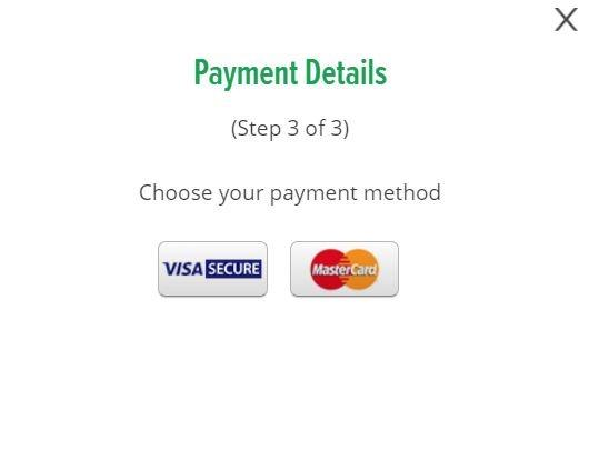 Deposit on LottoSmile India