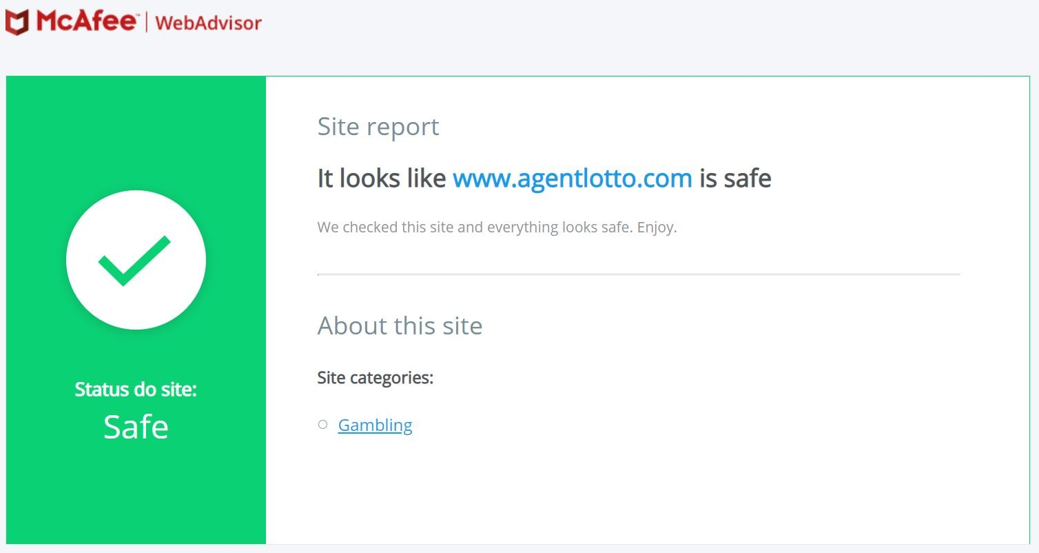 LottoAgent is Safe and Legit