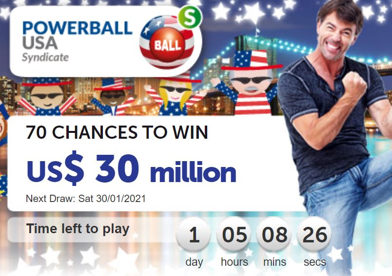 Lottery Syndicates
